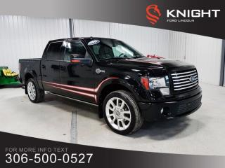 Used 2011 Ford F-150 Harley-Davidson for sale in Moose Jaw, SK