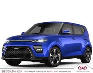 Used 2020 Kia Soul EX + Ivt for sale in Pickering, ON