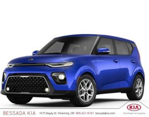 New 2020 Kia Soul EX IVT for sale in Pickering, ON