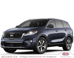 New 2020 Kia Sorento EX V6 AWD for sale in Pickering, ON