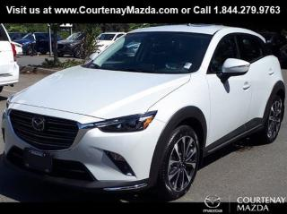 Used 2019 Mazda CX-3 GT AWD at (2) for sale in Courtenay, BC