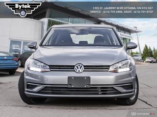 Used 2019 Volkswagen Golf 5-Dr 1.4T Comfortline 8sp at w/Tip for sale in Ottawa, ON