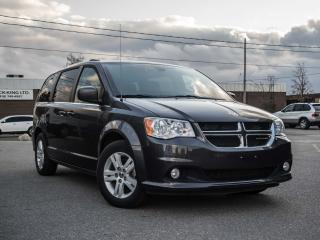 Used 2018 Dodge Grand Caravan Crew-Nav-price to sell for sale in Toronto, ON