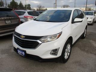 Used 2019 Chevrolet Equinox ALL-WHEEL DRIVE LT EDITION 5 PASSENGER 1.5L - TURBO.. FACTORY WARRANTY.. BACK-UP CAMERA.. BLUETOOTH SYSTEM.. AUX/USB INPUT.. for sale in Bradford, ON