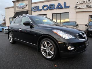 Used 2015 Infiniti QX50 Journey AWD MEMORY SEATS 360 CAMERA. for sale in Ottawa, ON