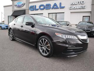 Used 2015 Acura TLX 3.5L SH-AWD w/Tech Pkg for sale in Ottawa, ON