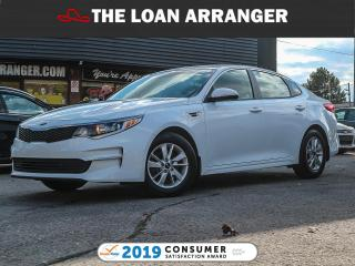 Used 2017 Kia Optima for sale in Barrie, ON