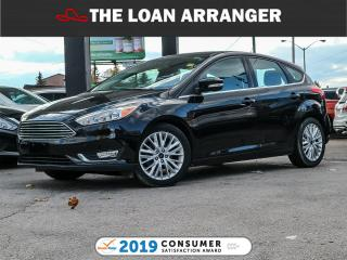 Used 2018 Ford Focus for sale in Barrie, ON