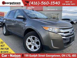 Used 2014 Ford Edge SEL | ALL WHEEL DRIVE | NAVI | PWR TAILGATE for sale in Georgetown, ON