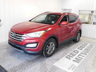 Used 2014 Hyundai Santa Fe Sport 2.0T SE for sale in Red Deer, AB