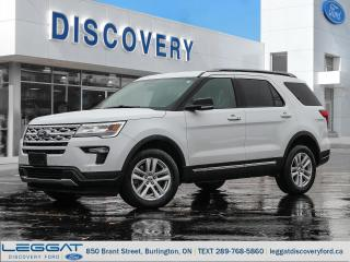 Used 2018 Ford Explorer XLT for sale in Burlington, ON