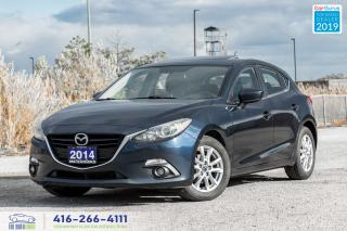 Used 2014 Mazda MAZDA3 GS^Sport^SunRoof^RearCam Certified NewTires&Brakes for sale in Bolton, ON