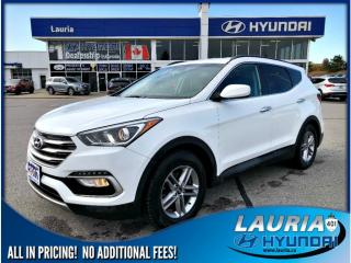 Used 2017 Hyundai Santa Fe Sport 2.4L FWD Auto for sale in Port Hope, ON