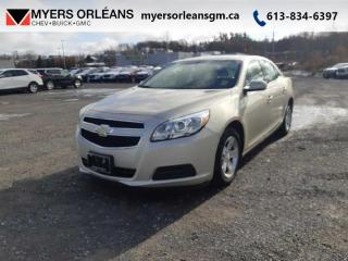 Used 2013 Chevrolet Malibu LT for sale in Orleans, ON