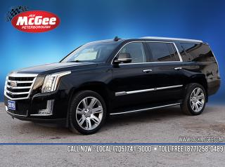 Used 2016 Cadillac Escalade ESV Luxury Collection for sale in Peterborough, ON
