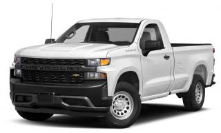 Used 2020 Chevrolet Silverado 1500 Work Truck for sale in Peterborough, ON