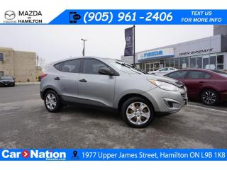 Used 2012 Hyundai Tucson GL | AS-TRADED |  A/C | IPOD & USB INPUT for sale in Hamilton, ON