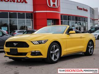 Used 2017 Ford Mustang V6 for sale in Milton, ON