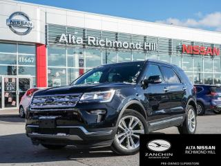 Used 2018 Ford Explorer LIMITED for sale in Richmond Hill, ON