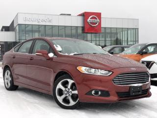 Used 2014 Ford Fusion MANUAL!! NAVIGATION, HEATED SEATS for sale in Midland, ON