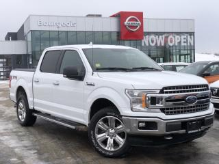 Used 2018 Ford F-150 XLT HEATED SEATS, NAVIGATION, SYNC 3 for sale in Midland, ON