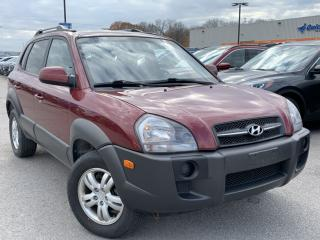Used 2008 Hyundai Tucson GL V6 AS IS NOT CERTIFIED for sale in Midland, ON