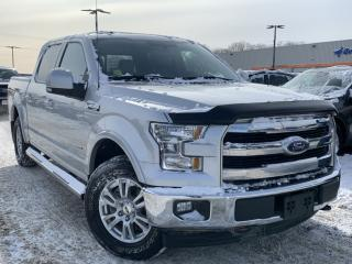 Used 2017 Ford F-150 Lariat HEATED SEATS, REVERSE CAMERA for sale in Midland, ON