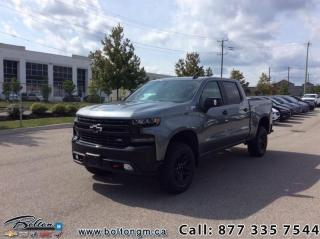 Used 2020 Chevrolet Silverado 1500 LT Trail Boss for sale in Bolton, ON