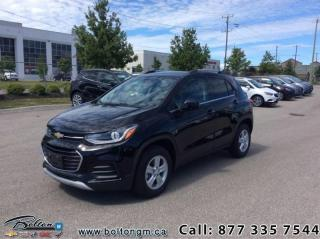 New 2020 Chevrolet Trax LT for sale in Bolton, ON