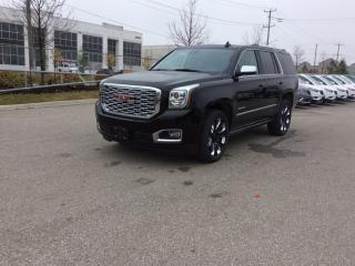New 2020 GMC Yukon Denali - Leather Seats for sale in Bolton, ON