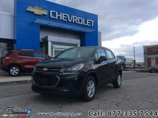 New 2019 Chevrolet Trax LS - Package for sale in Bolton, ON