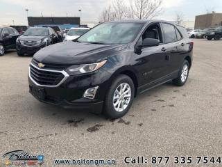 Used 2019 Chevrolet Equinox LS - Package for sale in Bolton, ON