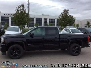Used 2019 GMC Sierra 1500 Limited -  1SA Package for sale in Bolton, ON