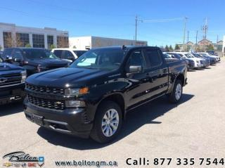 New 2019 Chevrolet Silverado 1500 Silverado Custom for sale in Bolton, ON