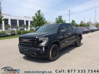 Used 2019 GMC Sierra 1500 ELEVATION for sale in Bolton, ON