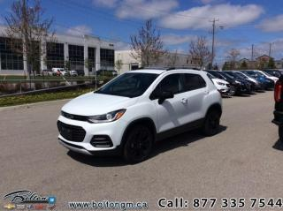 New 2019 Chevrolet Trax LT - Redline Edition for sale in Bolton, ON
