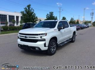 Used 2019 Chevrolet Silverado 1500 RST - Leather Seats for sale in Bolton, ON