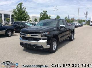 Used 2019 Chevrolet Silverado 1500 LT for sale in Bolton, ON