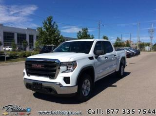 Used 2019 GMC Sierra 1500 -  1SA Package for sale in Bolton, ON