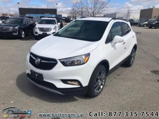 New 2019 Buick Encore - Sport Touring for sale in Bolton, ON