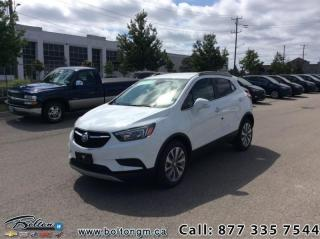 New 2019 Buick Encore -  1SB Preferred for sale in Bolton, ON