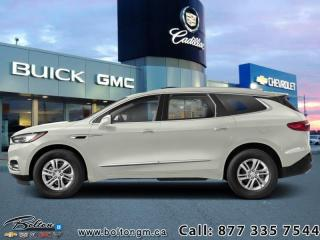 New 2019 Buick Enclave Avenir - Leather Seats for sale in Bolton, ON