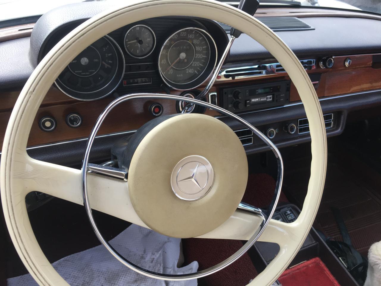 1971 Mercedes-Benz S-Class