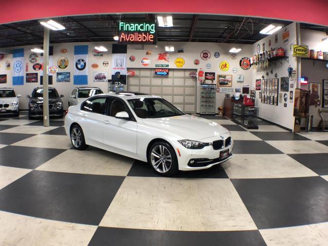 2016 BMW 3 Series 320I XDRIVE SPORT PREMIUM PKG AUT0 SUNROOF
