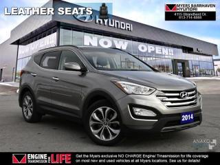 Used 2014 Hyundai Santa Fe Sport SE  - $142 B/W for sale in Nepean, ON