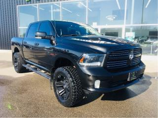 Used 2017 RAM 1500 Sport, Lifted, Aftermarket Exhaust, New Tires for sale in Ingersoll, ON