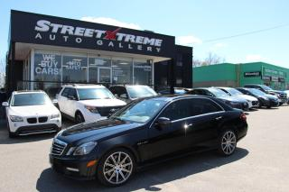 Used 2012 Mercedes-Benz E-Class E 63 AMG for sale in Markham, ON