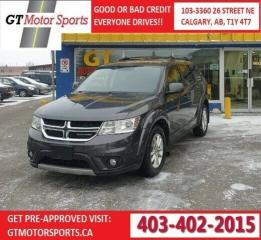 Used 2015 Dodge Journey SXT for sale in Calgary, AB