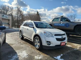 Used 2015 Chevrolet Equinox LT for sale in Orillia, ON