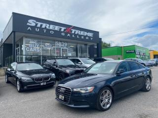 Used 2014 Audi A6 2.0T Progressiv for sale in Markham, ON